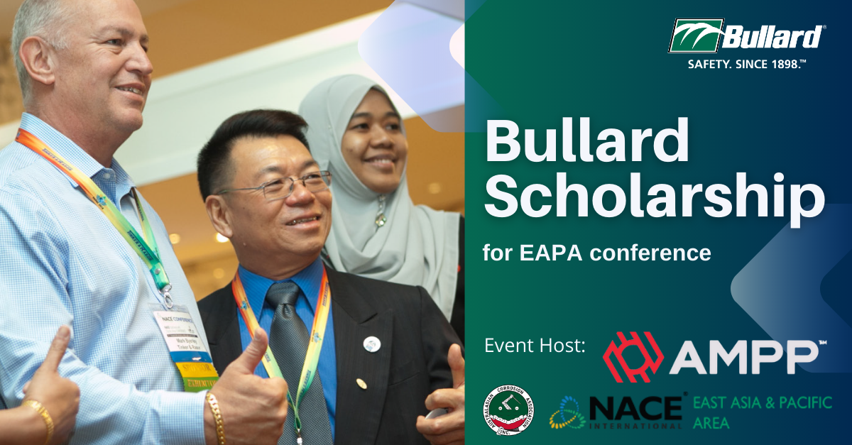 Bullard Scholarship for East Asia Pacific Area (EAPA) 2021 Virtual Conference