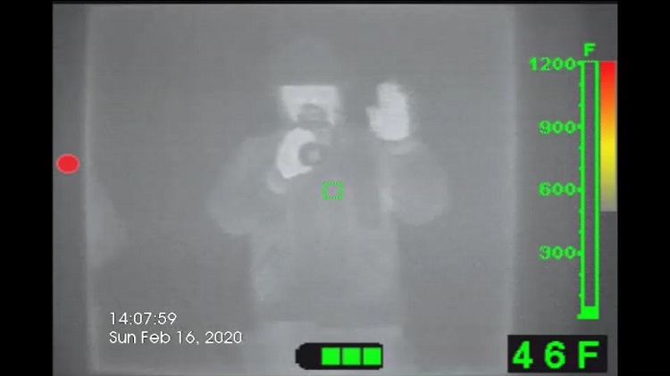 Bullard-Identify reflective materials in your thermal images