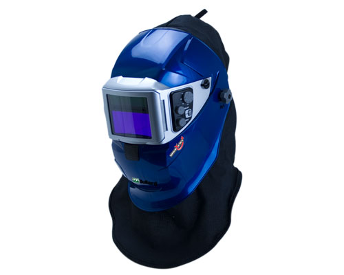 SparxLift Welding Helmet for EVA Powered Air-Purifying Respirator